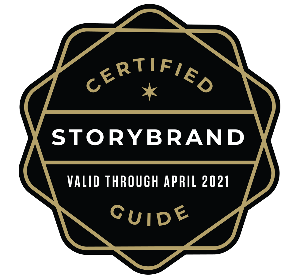 Web - StoryBrand Guide Badge