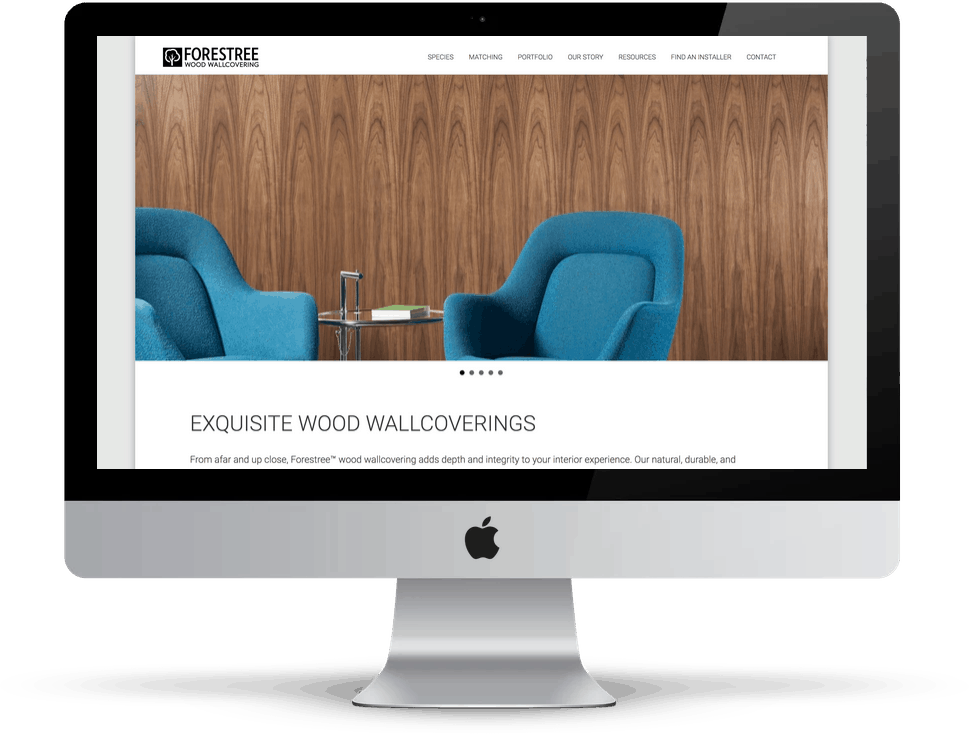 Forestree website